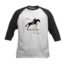 I Love To Jump Horse Tee
