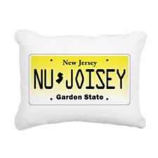 NuJoisey.png Rectangular Canvas Pillow