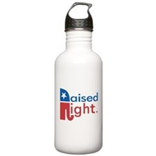 Raised Right Water Bottle