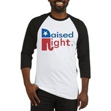 Raised Right Baseball Jersey