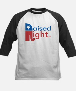 Raised Right Kids Baseball Jersey