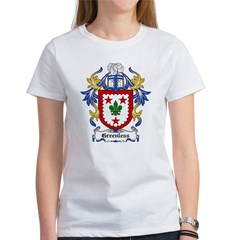 Greenless Coat of Arms Tee