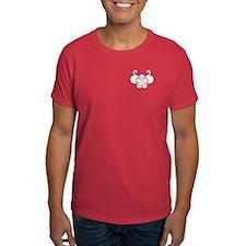 Butterfly-Shaped Karahana In Gaka T-Shirt