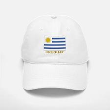 Uruguay Flag Stuff Baseball Baseball Cap