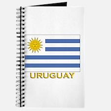 Uruguay Flag Stuff Journal