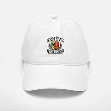 Geneve Suisse Baseball Baseball Cap