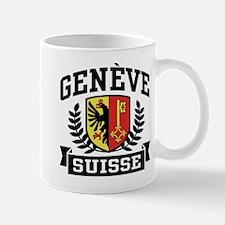 Geneve Suisse Mug