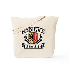 Geneve Suisse Tote Bag