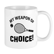 Lawn Tennis designs Mug