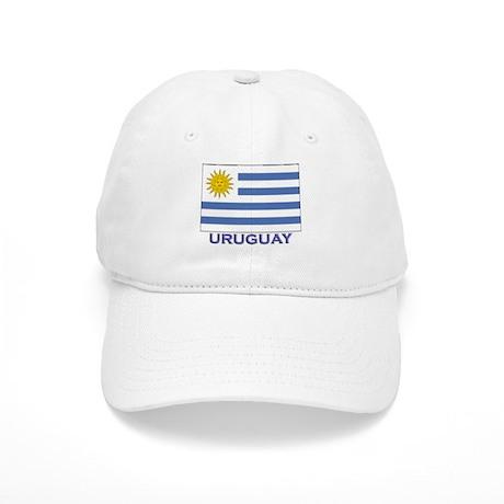 Uruguay Flag Gear Cap