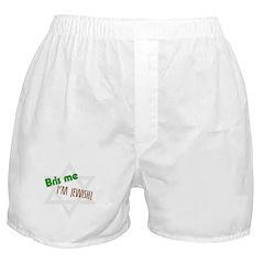 Bris Me I'm Jewish Boxer Shorts