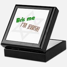 Bris Me I'm Jewish Keepsake Box