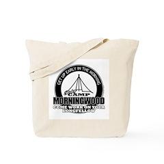 Morningwood Poerty Camp Tote Bag