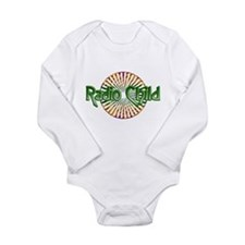 WP Radio Child Body Suit