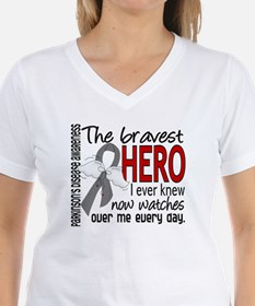 Bravest Hero I Knew Parkinsons Shirt