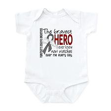 Bravest Hero I Knew Parkinsons Infant Bodysuit