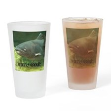 Catfish Noodle Drinking Glass