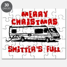 Christmas RV Shitters Full Puzzle