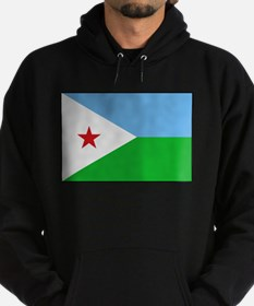 Djibouti - National Flag - Current Sweatshirt