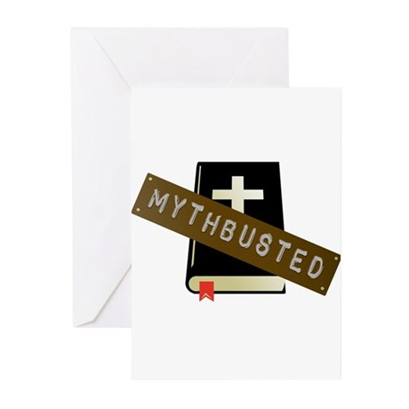 Mythbusted Greeting Cards (Pk of 10)
