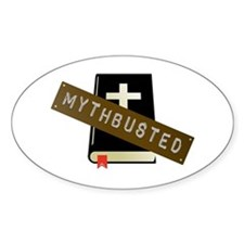 Mythbusted Decal