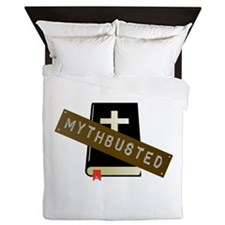 Mythbusted Queen Duvet