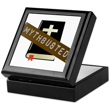 Mythbusted Keepsake Box