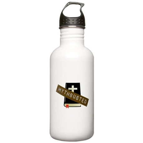 Mythbusted Stainless Water Bottle 1.0L