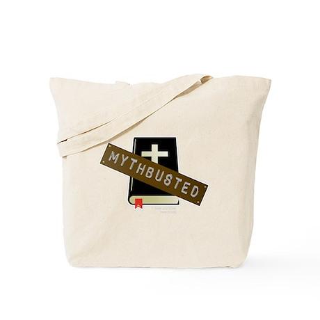 Mythbusted Tote Bag