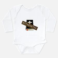 Mythbusted Long Sleeve Infant Bodysuit