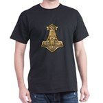 Mjolnir - Thors Hammer Dark T-Shirt