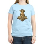 Mjolnir - Thors Hammer Women's Light T-Shirt