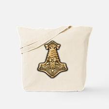 Mjolnir - Thors Hammer Tote Bag