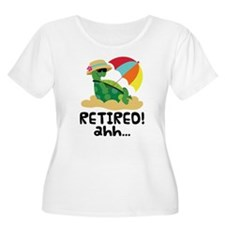 Cute Retired Turtle T-Shirt