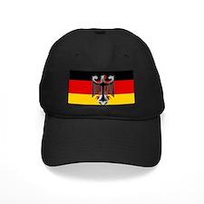 German Soccer Flag Baseball Cap