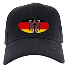 German Soccer Flag Baseball Hat