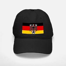 German Soccer Flag Baseball Hat