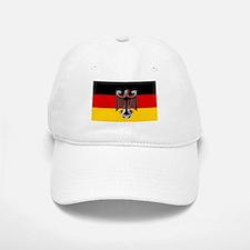 German Soccer Flag Baseball Baseball Cap