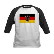 German Soccer Flag Tee