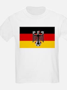 German Soccer Flag T-Shirt