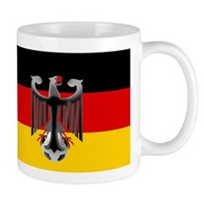 German Soccer Flag Mug