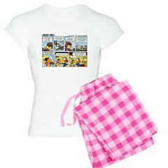 2L0075 - Sweet Dogfight Pajamas
