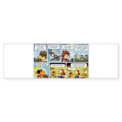 2L0075 - Sweet Dogfight Sticker (Bumper)