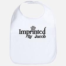 Twlight imprinted jacob Bib
