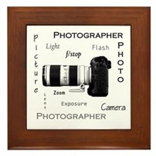 Photographer-Definitions-DSLR.png Framed Tile