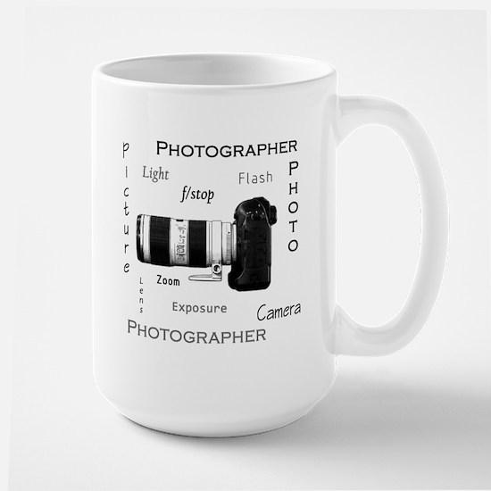 Photographer-Definitions-DSLR.png Large Mug