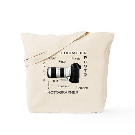 Photographer-Definitions-DSLR.png Tote Bag