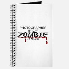 Photographer Zombie Journal