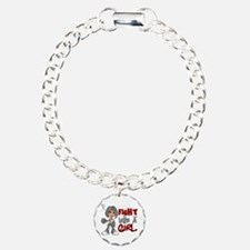 Fight Like a Girl 42.8 Parkinson's Bracelet