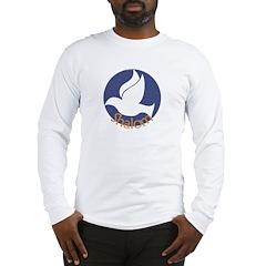 Shalom Dove Long Sleeve T-Shirt